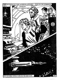 Space Adventure (Yaffa/Page, 1975? series) #1 — Quest for a Star (page 2)