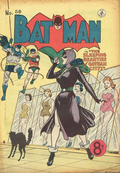 Batman (Colour Comics, 1950 series) #50 ([July 1954])