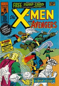 The X-Men with the Avengers (Newton, 1975 series) #1 (1975)