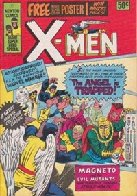 The X-Men (Newton, 1976 series) #4 (January 1976)