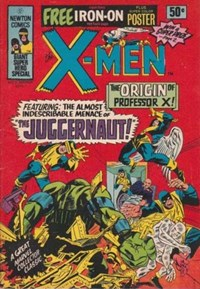 The X-Men (Newton, 1976 series) #6 (March 1976)