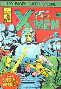 The X-Men 100 Pages Super Special (Newton, 1976 series)  (July 1976)