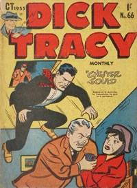 Dick Tracy Monthly (Illustrated, 1952 series) #66 — Untitled