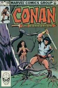 Conan the Barbarian (Marvel, 1970 series) #148 (July 1983)