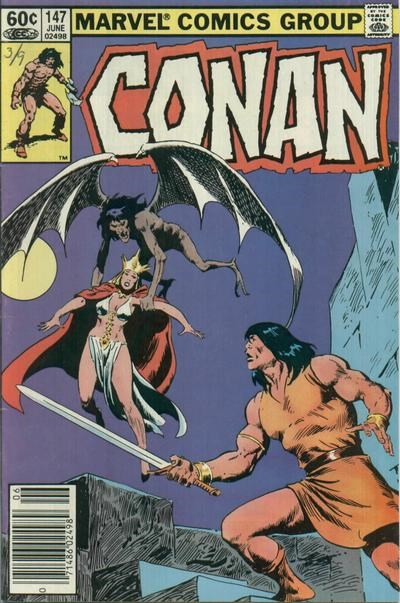 Conan the Barbarian (Marvel, 1970 series) #147 (June 1983)