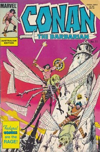 Conan the Barbarian (Federal, 1984 series) #11