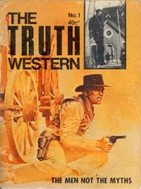 The Truth Western (Gredown, 1974 series) #1 ([1974])