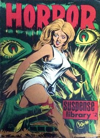Horror Suspense Library (Yaffa/Page, 1974? series) #2