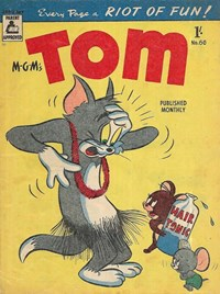 M-G-M's Tom (Rosnock, 1957 series) #66 — Untitled (Cover)