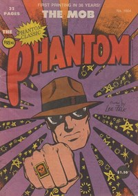 The Phantom (Frew, 1983 series) #1004 — The Mob