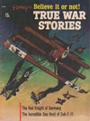 Ripley's Believe It or Not! True War Stories (Magman, 1971) #2158 ([August 1971])