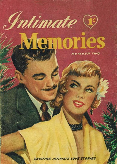 Intimate Memories (Pyramid, 1951? series) #2 ([1952?])