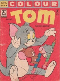 M-G-M's Tom (Magman, 1956 series) #54 — Untitled (Cover)