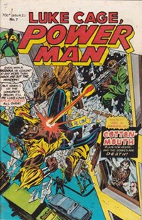 Luke Cage, Power Man (Yaffa/Page, 1977? series) #7