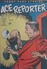 Ace Reporter (Avon, 1955? series) #2 — Untitled