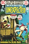 The Unexpected (DC, 1968 series) #138 (August 1972)