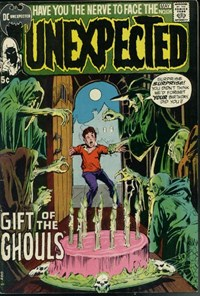 The Unexpected (DC, 1968 series) #124 (April-May 1971)
