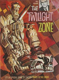 The Twilight Zone (Magman, 1975) #25156 (1975)