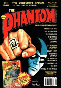 The Phantom (Frew, 1983 series) #1125 — 1996 Collector's Special