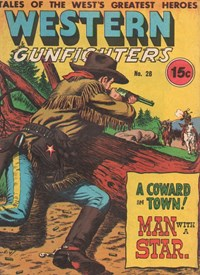 Western Gunfighters (Yaffa/Page, 1970 series) #28