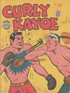 Curly Kayoe (New Century, 1951? series) #22 ([September 1952?])