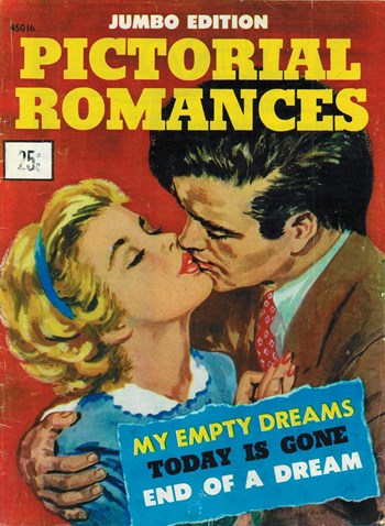 Pictorial Romances Jumbo Edition