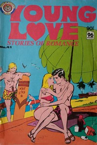 Young Love (Murray, 1975 series) #41 — Untitled (Cover)
