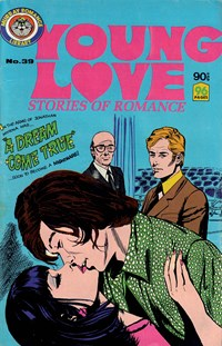 A Dream Come True, Page 1—Young Love (Murray, 1978 series) #39  ([July 1980?])