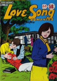 Love Song Romances (Murray, 1977 series) #89 — Untitled (Cover)