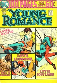 Young Romance (DC, 1963 series) #203 — Untitled