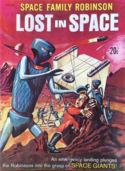 Space Family Robinson Lost in Space (Rosnock/SPPL, 1975) #25150 (1975)