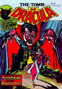 The Tomb of Dracula (Yaffa, 1978 series) #8