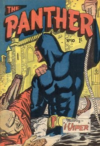 The Panther (Youngs, 1957 series) #10