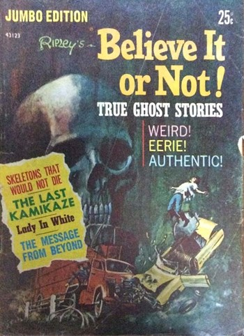 Ripley's Believe It or Not True Ghost Stories Jumbo Edition