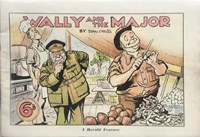 Wally and the Major [Herald] (Herald and Weekly Times, 1942? series) #1 (December 1942)
