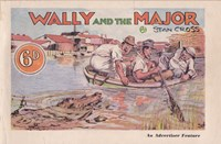 Wally and the Major [Advertiser] (Herald and Weekly Times, 1942 series) #6 (1947)