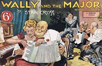 Wally and the Major [Herald] (Herald and Weekly Times, 1942? series) #9 (1950)