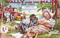 Wally and the Major [Herald] (Herald and Weekly Times, 1942? series) #10 — Untitled
