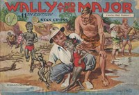 Wally and the Major [Courier-Mail] (Herald and Weekly Times, 1942 series) #11 — Untitled