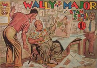 Wally and the Major [Herald] (Herald and Weekly Times, 1942? series) #15 (December 1956)