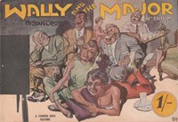 Wally and the Major [Courier-Mail] (Herald and Weekly Times, 1942 series) #18 — Untitled