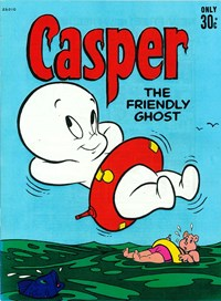 Casper the Friendly Ghost (Rosnock/SPPL, 1976) #26010 — Untitled