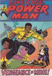Luke Cage, Power Man (Yaffa/Page, 1977? series) #8