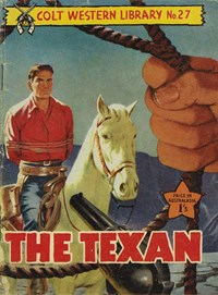 Colt Western Library (Approved, 1955 series) #27