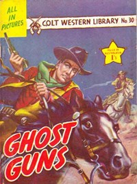 Colt Western Library (Approved, 1955 series) #30