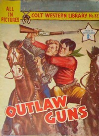Colt Western Library (Approved, 1955 series) #32