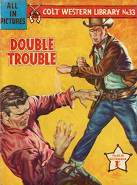 Colt Western Library (Approved, 1955 series) #33