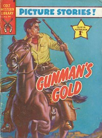 Colt Western Library (Approved, 1955 series) #34