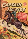Captain Justice (Calvert, 1955 series) #10 ([June 1956?])