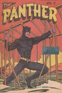 The Panther (Youngs, 1957 series) #3 — Jungle Mauraders